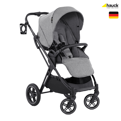 (Preorder: Arrives Feb) Vision X Stroller (Grey)