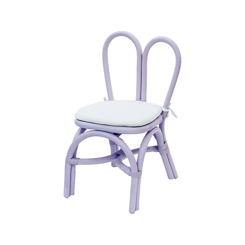 Bunny Play Chair (Lilac)