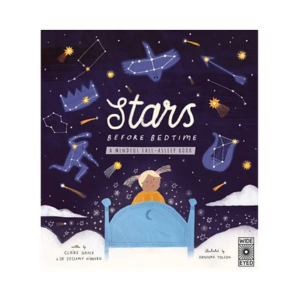 Before Bedtime: Stars - A Story About Creating A Calm Bedtime Ritual (Hardback)