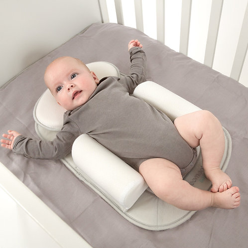 Multi Sleep: Back Positioner with Ergonomic Head Pillow
