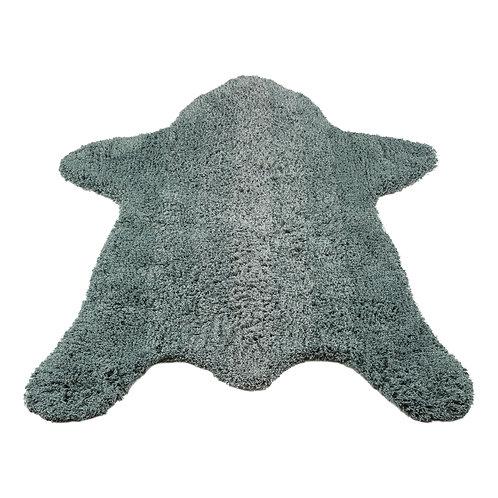 Bear Rug (Seagreen) 150x110cm
