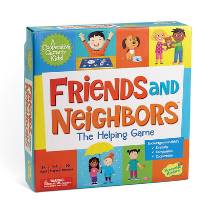 Friends & Neighbours: The Helping Game