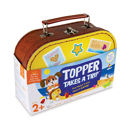 [Xmas] Topper Takes a Trip: A Match It & Pack It Game