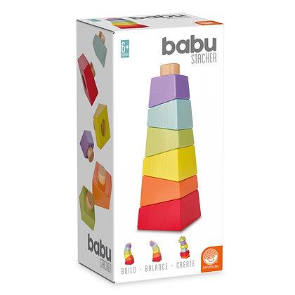 Babu Stacker: Build, Balance, Create