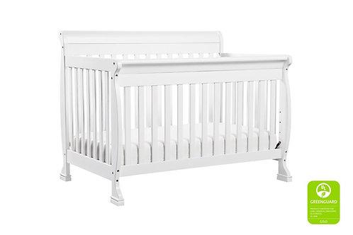 (In Stock) Kalani 3-in-1 Convertible Crib (White)