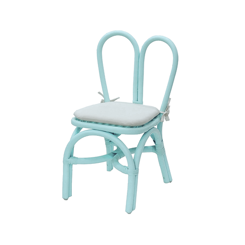 Bunny Play Chair (Pastel Blue)
