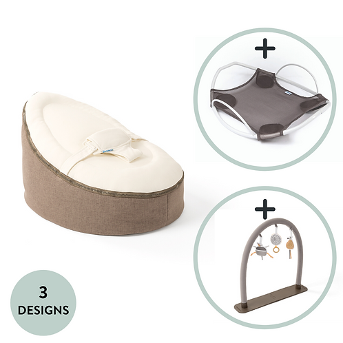Seat Deluxe: Bean Bag + Swing + Arch