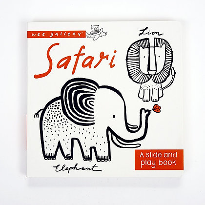 Safari: A Slide and Play Book
