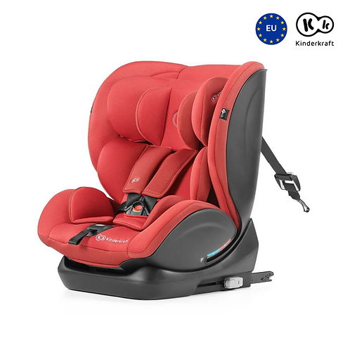 [Sale] MyWay Child Safety Seat with Isofix (Birth-36kg)(Red)