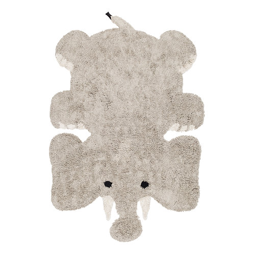 Eric Elephant Rug 90 x 140cm [Available Mid March]