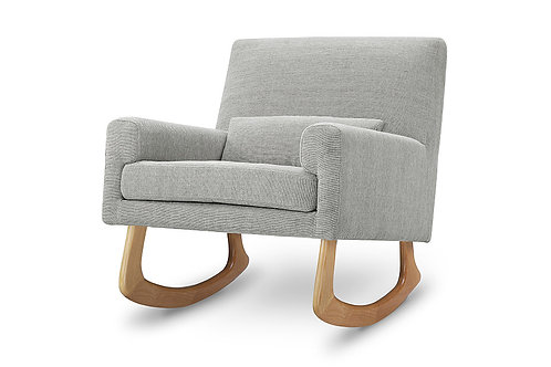 Sleepytime Rocker (Light Grey Weave)
