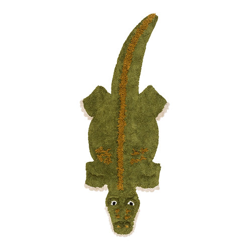 Chris Crocodile Rug 80 x 200cm