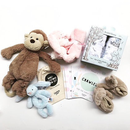 Jellycat New Born Hamper (Large) - Mix & Match