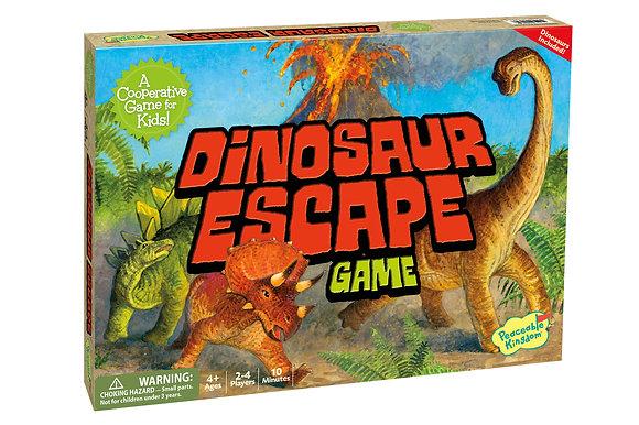 Peaceable Kingdom Dinosaur Escape: Help the Dinosaurs Escape!