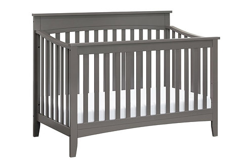 Grove 3-in-1 Convertible Crib (Slate)