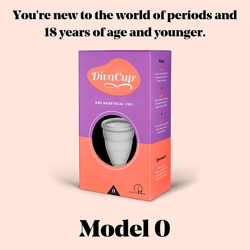 DivaCup: Model 0 Menstrual Cup