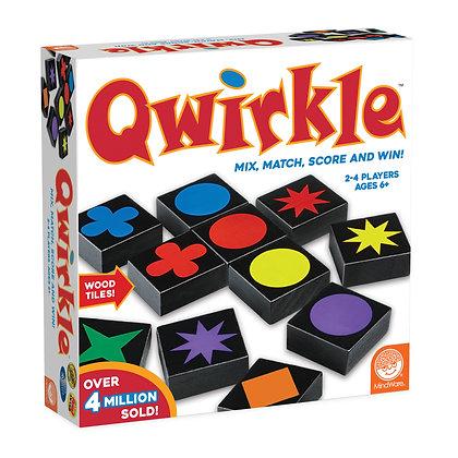 Qwirkle: Mix, Match, Score & Win