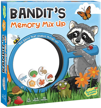 [Xmas] Bandit's Memory Mix-Up: The Game That Shakes Things Up