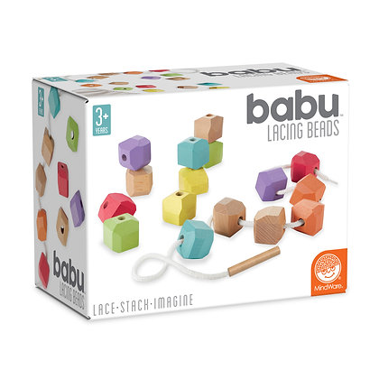 Babu Lacing Beads: Lace, Stack, Imagine