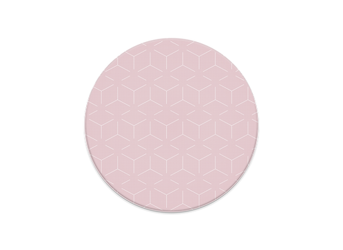 Signatur Rosa Play Mat (Cirkulär 140cm diameter)