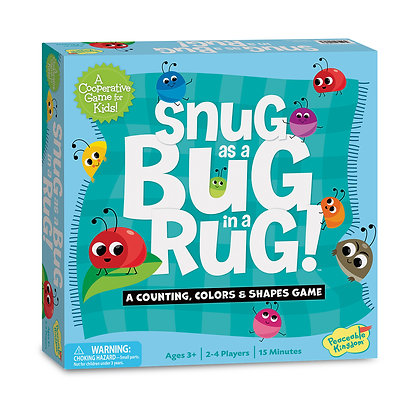 [Xmas] Snug as a Bug in a Rug: A Counting, Colors & Shape