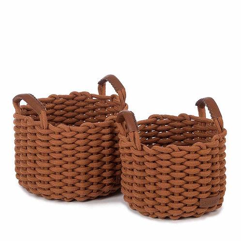 Korbo Basket - Set of 2 (Copper)