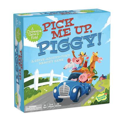 Pick Me Up Piggy: A Memory Game
