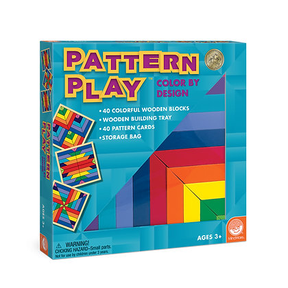 Pattern Play: Colour by Design