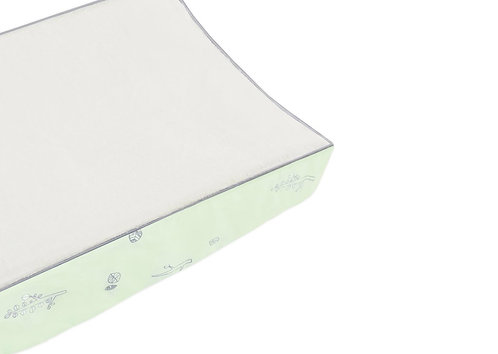 Tranquil Woods Changing Pad Cover