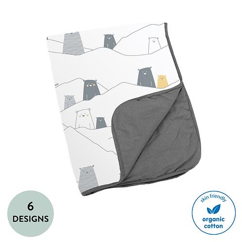 Dream: Ultra Soft Organic Cotton Blanket (75 x 100cm)