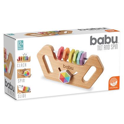 Babu Tilt & Spin: Clack, Spin, Slide