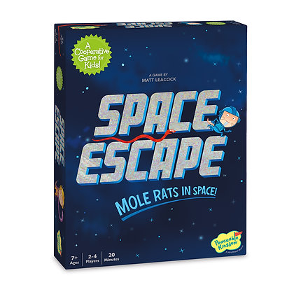 Peaceable Kingdom Space Escape Cooperative Game