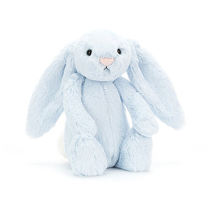 Bashful Blue Bunny Medium