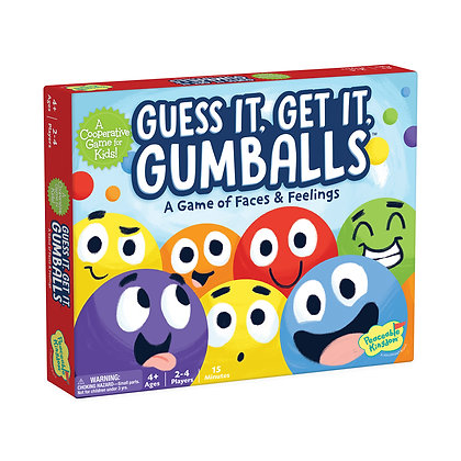 [Xmas] Guess It Get It Gumballs: A Game of Faces & Feelings