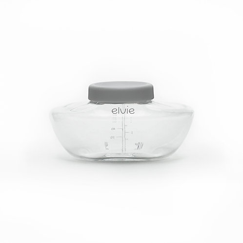 Elvie Pump Bottles (3 pack)