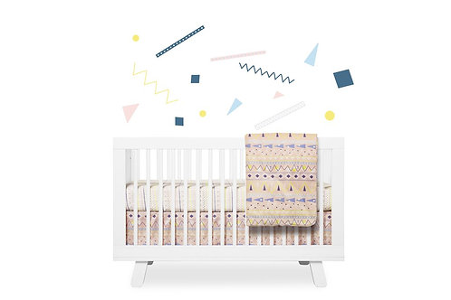 Desert Dreams 5-Piece Nursery Crib Bedding Set