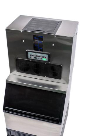 The Coffee Ice Machine