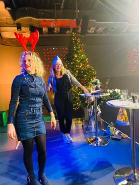 Barbara Breedijk en Suzan Vink