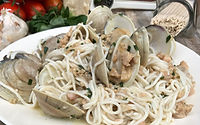 Heathy Holista Pasta and Clams Recipe