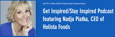 Get inspired with Nadja