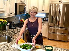Nadja Piatka, CEO of Holista Foods