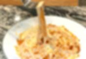 Yummy Holista Pasta Parmesan