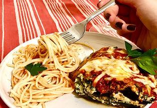 Mediterranean-inspired Low GI Spaghetti