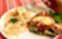 Mediterranean Inspired Holista Spaghetti Eggplant Lasagna Recipe