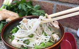 Low GI Ramen Noodle Soup