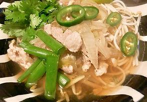 Low Glycemic Noodle Pho