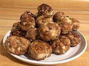 Turkey Sage Meatballs