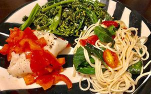Holista Pasta Healthy Dinner