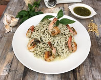 Healthy Prawn and Pasta