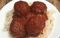 Holista Pasta and Meatballs Recipe